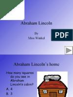 Abe LincolnAbhraham
