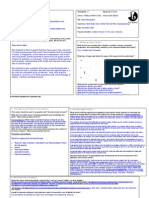 Data Interpretation Unit Planner