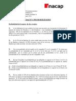 Guía 3-. Telecomunicaciones. Estadística I