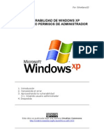 Vulnerabilidad en Windows Xp