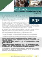 Information Filière Section Européenne Anglais Voie Générale