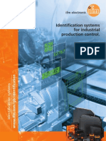 Identification System Brochure UK