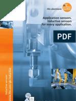 Inductive Sensor Brochure UK