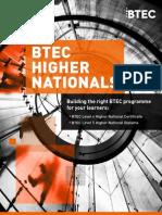 BTEC HN Brochure Web