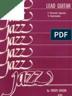 Jazz Lead Guitar
