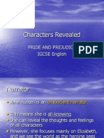 Characters Revealed 1 to 6
