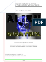 96621423 Alien Cicatrix i Prof Corrado Malanga b p Traduccion Parcial Edicion Final 100 Corregida Corregida Corregida