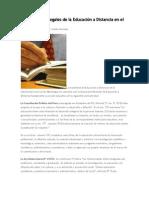 Fundamentos Legales de la Educación a Distancia en el Perú