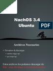 Nachos Instalacion Ubuntu