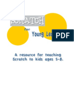 Scratch for Young Learners