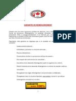 Garantie 100pourcent 100 Inf Generales Algerie v1.4
