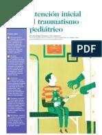 Atención inicial al traumatismo pediátrico