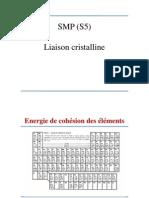Energie cohésion Modif