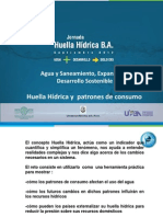 Novoa_huella Hidrica y Patrones de Consumo