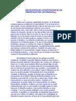 SOBRE EL ORIGEN ESCOTISTA DE LA SUSTITUCIÓN DE LAS NOCIONES TRASCENDENTALES POR LAS MODALES