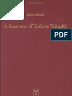 Grammar of Kolyma Yukaghir (Mouton Grammar Library)