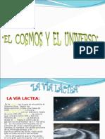 EL COSMO Y EL UNIVERSO