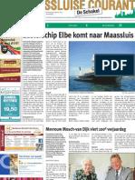 Maassluise Courant week 35