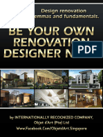 Design Renovation Dilemmas and Fundamentals