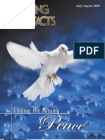 July, August 2002 [Find the Missing Peace]