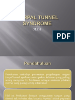 Carpal Tunnel Syndrome Referat