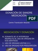 DONACIÓN DE SANGRE y DROGAS_2.ppt