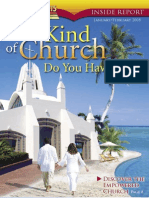 January, February 2008 [What Kind of Church Do You Have]