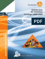 Sistema bus AS-Interface 2008/2009