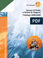 Sensori di fluido e sistemi di diagnosi 2008/2009
