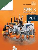 Catalogo generale Italia 2011/2012