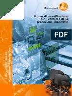 Sistemi Di Identificazione Per Il Controllo Della Produzione Industriale Ifm Electronic I Ifm Brochure 2012