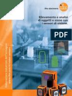 Rilevamento e analisi di oggetti e scene con i sensori di visione - brochure 2012