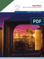 Exxon Annual Report 2012