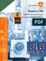Kamerové senzory Brochure 2013
