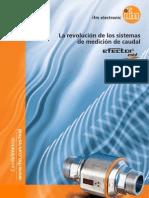 efector mid - La revolucion de los sistemas de medicion de caudal - 2013