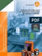Sensores de Vision Para La Deteccion y Avaluacion de Objetos Escenas E Ifm Brochure 2012