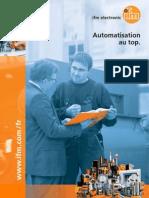Brochure Automatisation au top (2013)