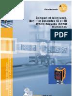 Brochure lecteur multicodes (2008)