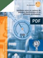 Brochure manomètres électroniques PG (2009)