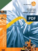 Brochure AS-Interface - Suisse (2013)