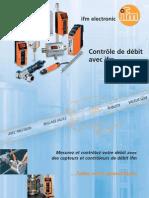 Brochure dépliant Contrôle de débit France 2013