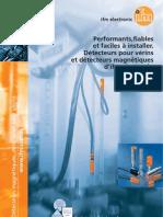 Brochure détecteurs magnétiques pour vérins France 2012