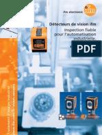 Détecteurs de vision ifm France 2013