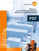 PMDLine - brochure Suisse France 2013