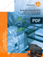 Systemes d'Identification Pour Le Controle de La Production Industrielle France 2012