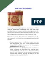 Bahan Dan Proses Pembuatan Semen