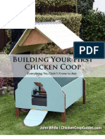 Building Your First Chicken Coop