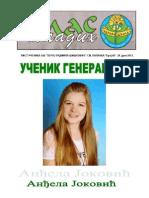 Глас младих - број 66, 28. јун 2013. - лист ученика ОШ ''Херој Радмила Шишковић''