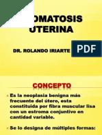 MIOMATOSIS UTERINA CURSO PRESENTACION.pptx