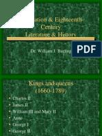 Restoration & Eighteenth-Century